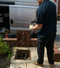 Drain clearance in Bromley and Chislehurst